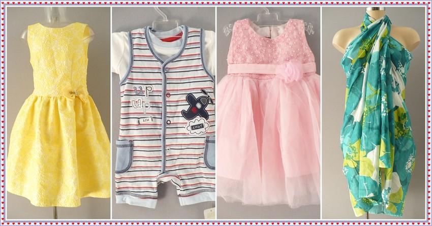 Novinky  Outlet - překrásné kousky pro miminka a děti  a2629bc43d