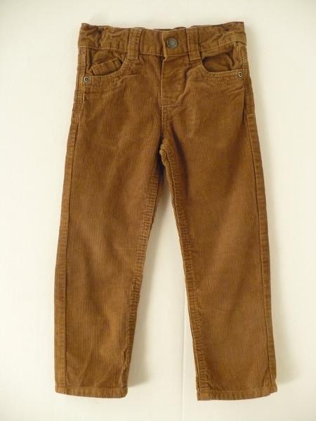 Manžestrové kalhoty DENIM Co  531595a1cd