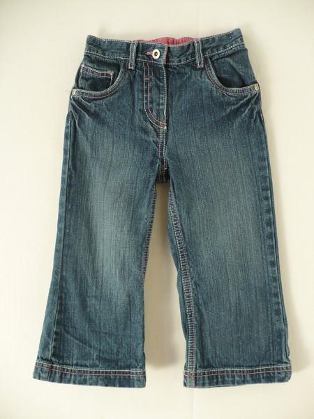 60c6858a32a Dívčí riflové kalhoty
