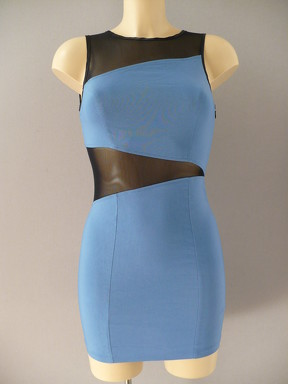b9797b2c6861 Pružné šaty Miss Selfridge
