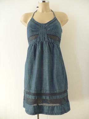 3b8bbb18c226 Riflové šaty ORSAY